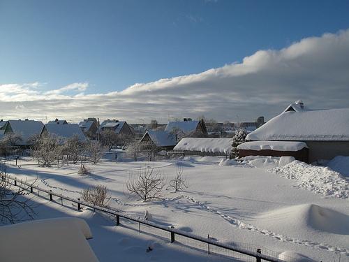 Lietuva žiemą