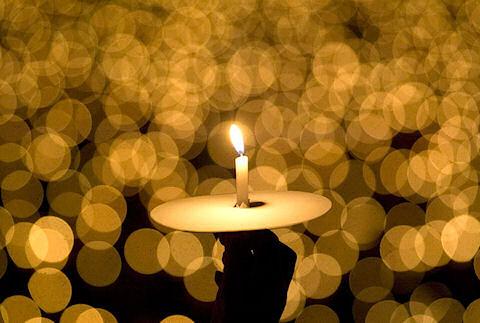 Kalėdų šviesa