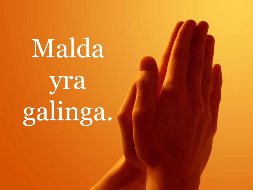 malda-yra-galinga