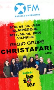 Christafari koncertas