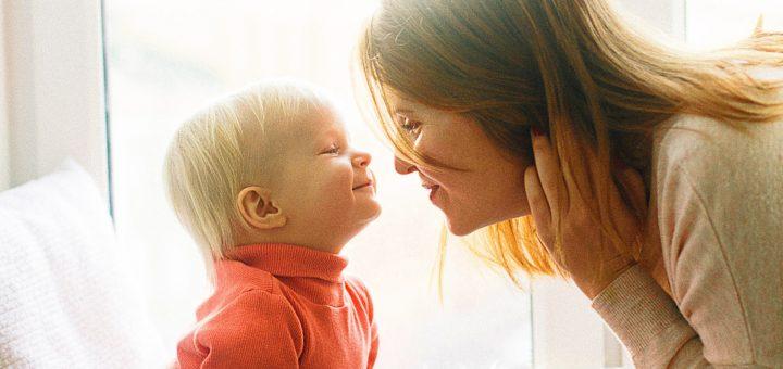 Motina ir vaikas