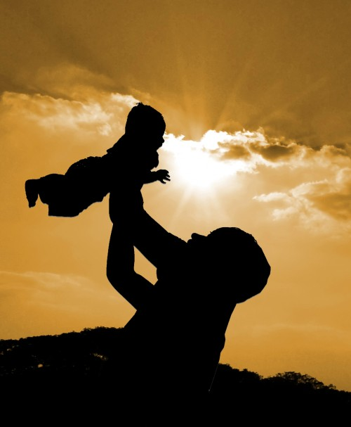 Išgelbėtas vaikas