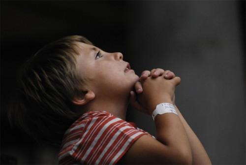 Vaiko malda
