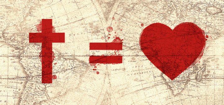 Kryžius lygu Meilė